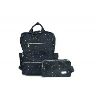 Hapitas Back Pack (A) - Starry Blue