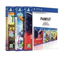 PS4 : Family Pack Triple Pack (Zone 3)