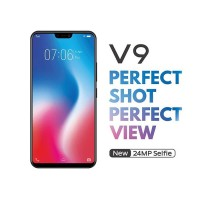 VIVO V9 (64GB / 4GB) # Red