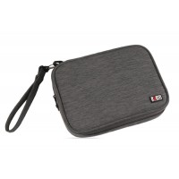 Digital Travel Kit Bag - Black