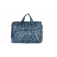 Hapitas Boston  M  ลายLove Tree  - Blue