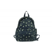 Back Pack(Mini) - Bird Navy
