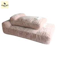 Sofy bed (Zipper) - L (Indi Pink)
