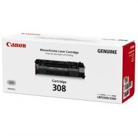 Cartridge-308 ดำ Canon