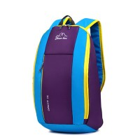 Clever Bees Backpack (สีม่วง)